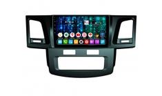 Магнитола на андроиде для Toyota Fortuner 2007-2014 DAYSTAR DS-8199HB-TS9 4x64 4G-SIM