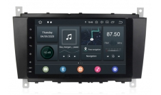 Carmedia XN-M820-P6 Головное устройство с DSP для Mercedes-Benz C-класс W203, G-класс W463 на Android
