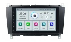 Carmedia MKD-M820-P6 Головное устройство с DSP для Mercedes-Benz C-класс W203, G-класс W463 на Android