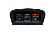 Carmedia XN-B8002-Q6 Штатная  магнитола для BMW 3 (E90), 5 (E60) CIC Android