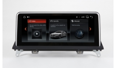 Radiola TC-6215 штатная магнитола для BMW X5 (E70), X6 (E71) (2007-2010) CCC Android