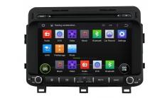 Carmedia KD-8237-P3-7 Штатная магнитола для KIA Optima 2014-16 на Android