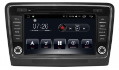 Carmedia T10-830 Штатная магнитола для Skoda Superb 2009-13 на Android