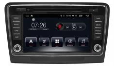 Carmedia T30-830 Штатная магнитола для Skoda Superb 2009-13 на Android