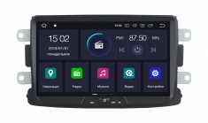 Carmedia KD-8308-P5 Головное устройство с DSP для Renault Duster, Sandero, Logan, Lada X-Ray Android