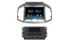 Головное устройство Chevrolet Captiva 2012+ CARMEDIA KD-8406 на Android 5.1