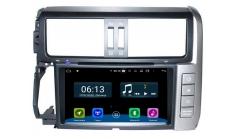Carmedia KD-8415-P5-32 Головное устройство с DSP для для Toyota Prado 150 (2009-12) на Android