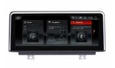 Carmedia XN-B1014-Q6 Штатная  магнитола для BMW 3 серии F30/F31/F33/F34, 4 серии F32/F36 (2017+) EVO Android