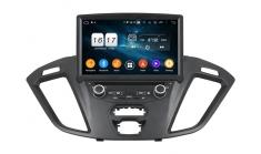 Carmedia KD-8506-P30 Штатная магнитола с DSP для Ford Transit Custom 2017+ на Android