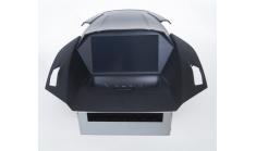 Carmedia KD-8509-P5-32 Головное устройство с DSP для Ford Kuga (2013+) на Android