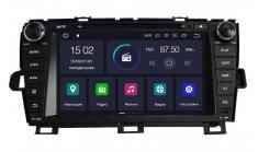 Carmedia KD-8602-P5 Головное устройство с DSP для Toyota Prius на Android