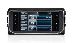 Carmedia MRW-8809A Штатная магнитола для Range Rover Vogue 2013-15 bosch на Android