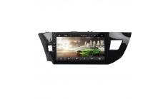 Carmedia KD-1035-P6 Головное устройство с DSP для Toyota Corolla 2013-15 на Android