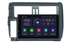 Carmedia KD-9025-P6 Головное устройство с DSP для Toyota Prado 150 (2009-12) на Android