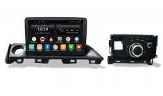 Carmedia YR-9046-S9 Головное устройство с DSP для Mazda 6 2015-18 на Android