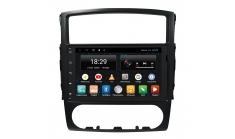 Carmedia YR-9050-S9 Головное устройство с DSP для Mitsubishi Pajero 4 на Android