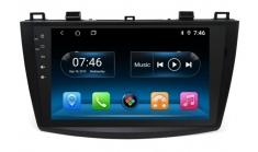 Carmedia KR-9176-T8 Штатная магнитола для Mazda 3 (2009-2013) на Android