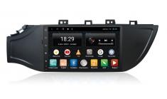 Carmedia YR-9106-S9 Головное устройство с DSP для Kia Rio 2017+ на Android