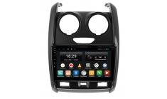 Carmedia YR-9109-S9 Головное устройство с DSP для Renault Duster на Android