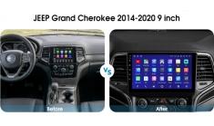 Carmedia KR-9176-DSP Головное устройство для Jeep Grand Cherokee 2013+ на Android