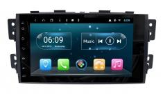 Carmedia KR-9233-S9 Головное устройство KIA Mohave на Android
