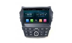 Carmedia KR-9235-DSP Головное устройство для Hyundai Santa Fe 2012+ на Android