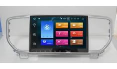 Carmedia KD-9403-P6 Головное устройство с DSP для Kia Sportage 2019+ на Android