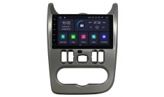 Carmedia KD-9619-P5 Головное устройство с DSP для Renault Logan, Lada Largus на Android