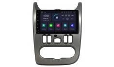 Carmedia KD-9619-P5-64 Головное устройство с DSP для Renault Logan, Lada Largus на Android