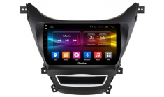 Carmedia OL-9706-2D-S9 Штатная магнитола для Hyundai Elantra 2013+ на Android