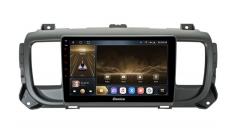 Carmedia OL-9934-F 360 Штатная магнитола для Peugeot Expert (2016+), Traveller (2016+), Citroen Dispatch (2016+), Jumpy (2016+), Spacetourer (2016+), Opel Vivaro (2020) на Android
