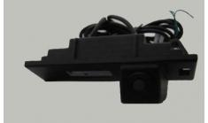 CCD штатная камера заднего вида для BMW 1