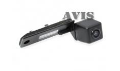 CCD штатная камера заднего вида для SKODA SUPERB