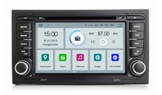Carmedia MKD-A787-P30-8 Головное устройство для Audi A4/RS4/S4 (2000-08) на Android