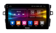 Carmedia OL-9688-2D-P6 (RTY-FC572) Головное устройство с DSP для Toyota Auris (2006-11) на Android
