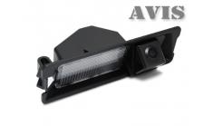 CCD штатная камера заднего вида для RENAULT LOGAN / SANDERO / NISSAN MICRA