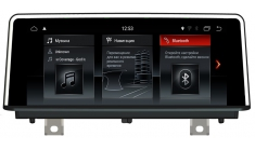 Штатная магнитола FarCar для BMW 3, 4 (2013-16) на Android (B3003-NBT)