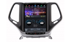 Carmedia ZF-1018S-DSP Головное устройство для Jeep Cherokee 2014+ на Android (Tesla)