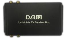 Автомобильный ТВ тюнер Daystar DVB T2 DS-4TV