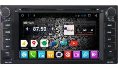 Штатное головное устройство DAYSTAR DS-7040HD ДЛЯ Toyota Universal ANDROID 6.0.1