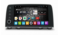 Штатное головное устройство DAYSTAR DS-7075HB для Honda CR-V 2017+ Android