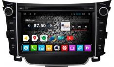 Штатное головное устройство DAYSTAR DS-7098HD Hyundai i30 2013+ ANDROID