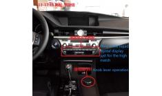 Carmedia XN-L1001 Штатная магнитола для Lexus ES (2012-18) Android