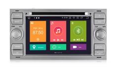 Carmedia MKD-F745S-P6N Головное устройство для Ford Focus 2, Kuga, C-Max на Android