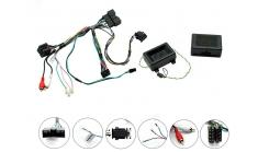 Connects2 CTSFO008.2 Адаптер кнопок рулевого колеса для Ford