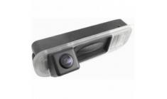 CMOS штатная камера заднего вида Incar VDC-103 для Ford Focus 2012 + в ручку с подсветкой