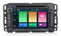 Carmedia MKD-G727-P6N Головное устройство для Chevrolet Tahoe, Hummer H2 на Android