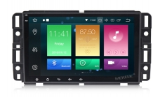 Carmedia MKD-G882-P6N Головное устройство для Chevrolet Tahoe, Hummer H2 на Android