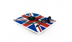 Проигрыватель виниловых дисков Rega RP3 TT (Elyse-2) Union Jack