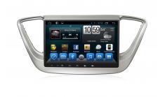 Carmedia KR-9056-T8 Головное устройство Hyundai Solaris 2017+ на Android